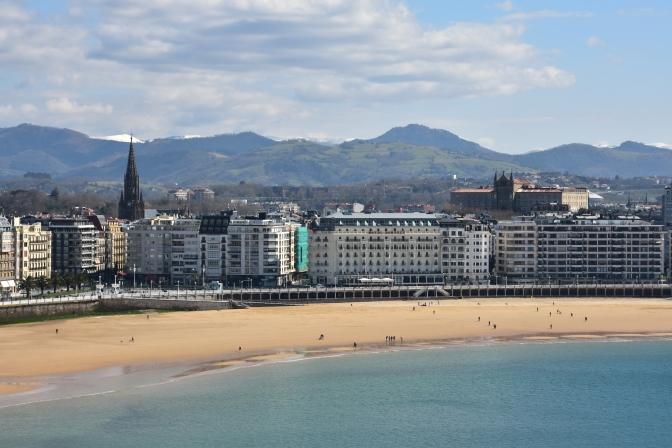 Spain/France Trip: San Sebastian (Days 1-4)