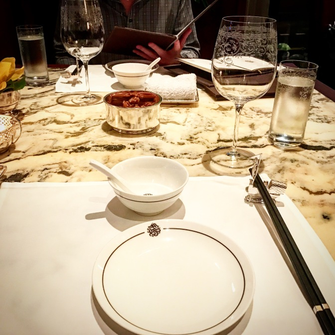 Yi Long Court Review: One of Shanghai's First Restaurants to be Awarded Michelin Stars