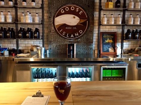 Goose Island Tap Room Fulton Chicago West Loop Beer Illinois