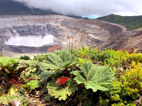 Poas Volcano San Jose Costa Rica Latin America