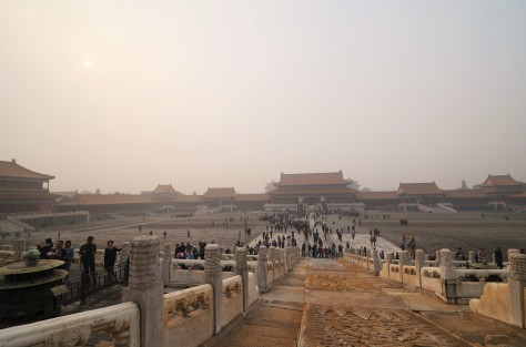 Forbidden City Beijing China Travel Asia Tourist Attraction